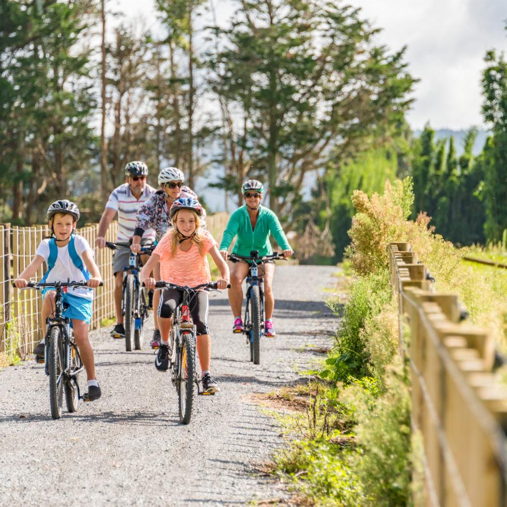 Top Trail Kaikohe Kids Cycling