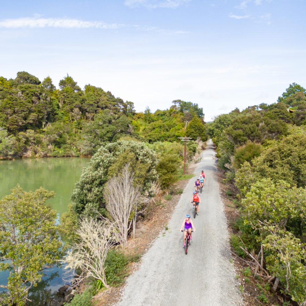 Top Trail Kaikohe Family Cycle