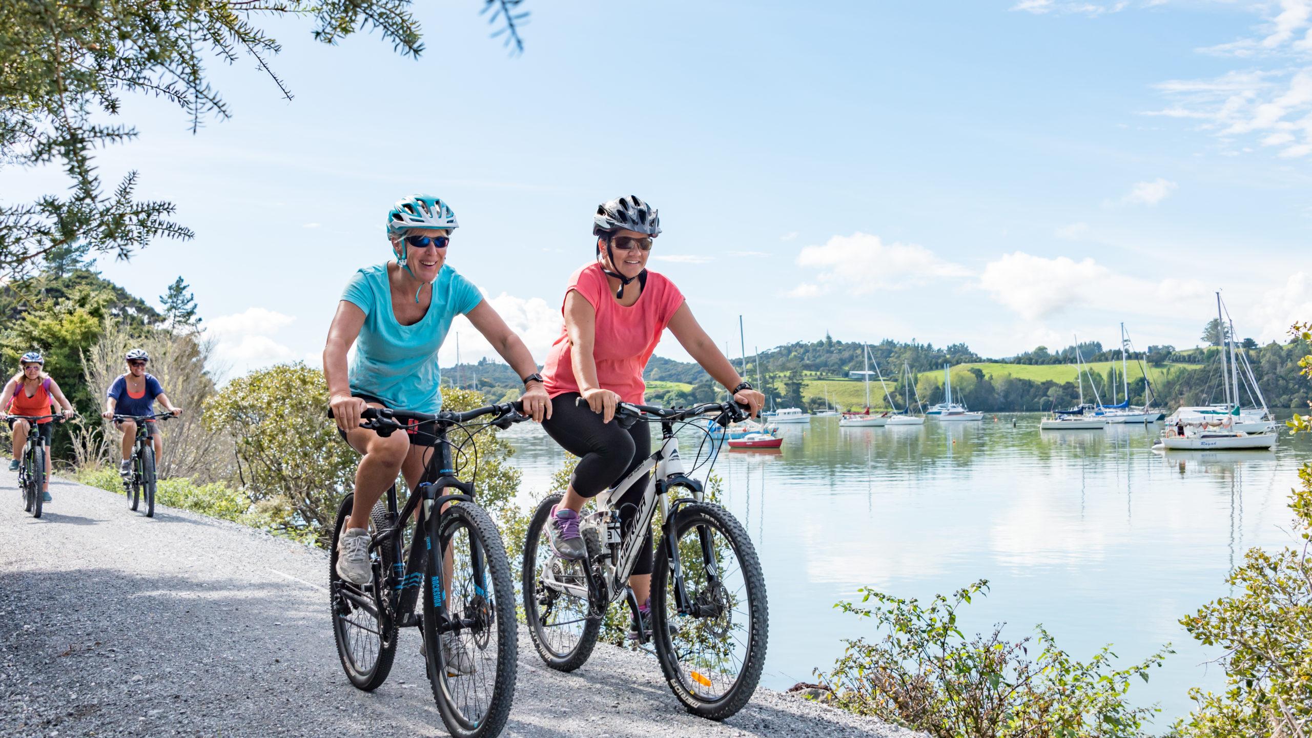 Top Trail Kaikohe Cycling